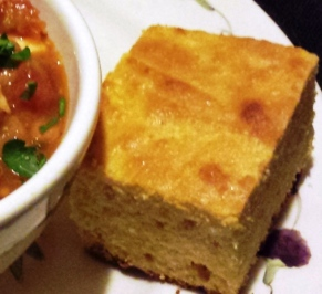 Corn bread only larger size