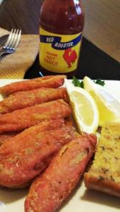 Crab legs 5
