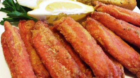 Crab legs 7