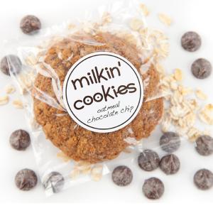 milkn' cookies