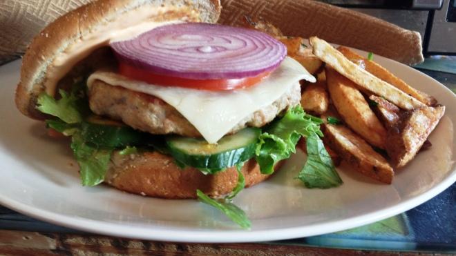 Pantry burger