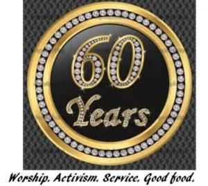 60 years worship small