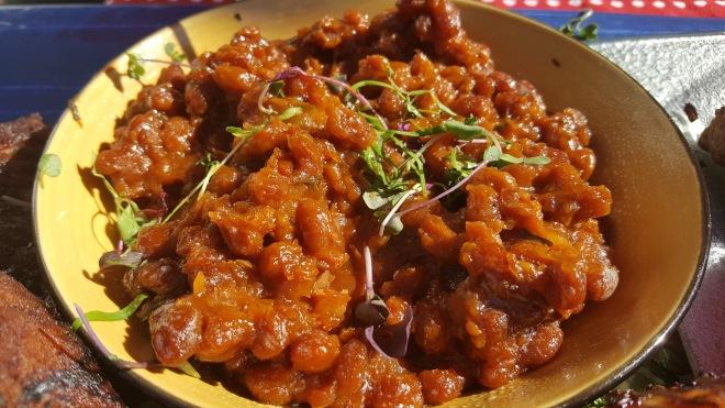 Darias baked beans