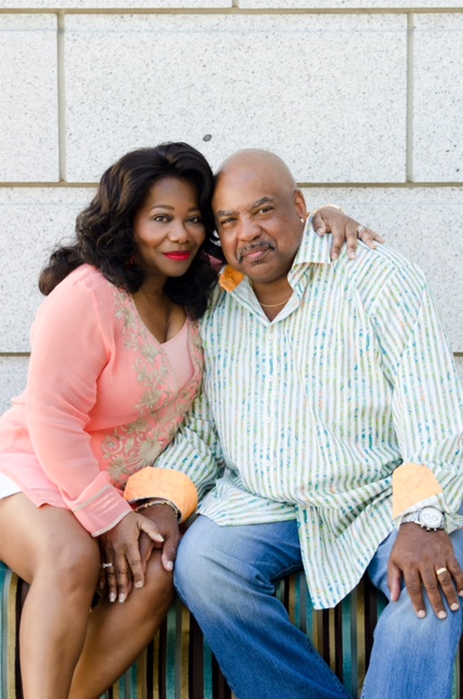 Glynis and Gerald Albright